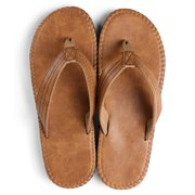 bafe149950b3e1 AERUSI - AERUSI Men s Rio Groove Sandal Flip Flops - Walmart.com
