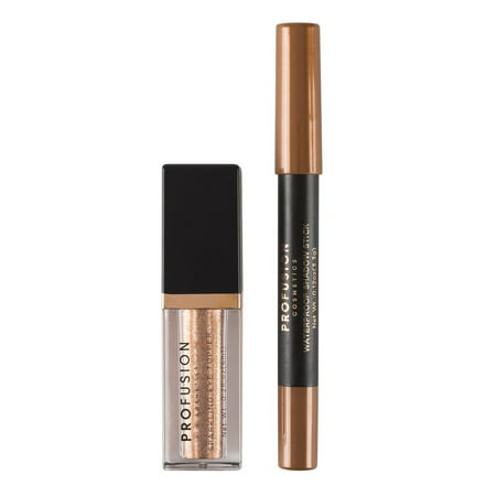Profusion Cosmetics Eye Sparkler Glmmer 2 Pc Set