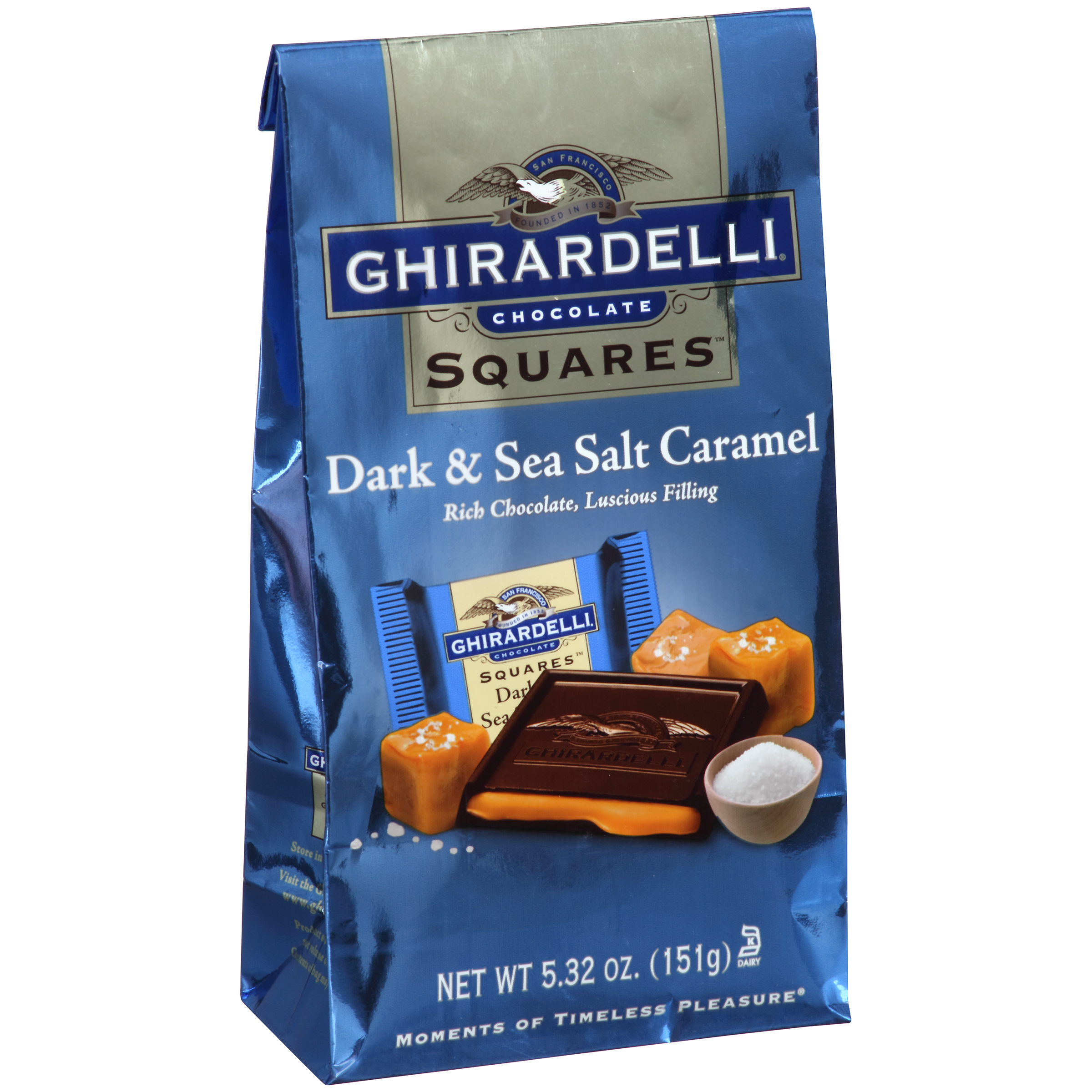 Ghirardelli Premium Chocolate Assortment, 4.25 OZ - Walmart.com