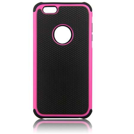 iPhone 6 / iPhone 6S Plus Case - Ultra-Thin, Non Slip, & Perfect Fit Hard/Soft Drop Impact Resistant Rubber Protective Cover, Phone6 4.7