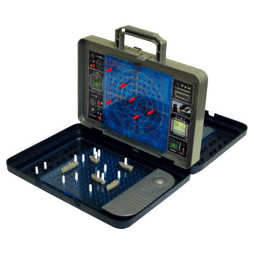 Charm Co. Deluxe Sea Battle Game