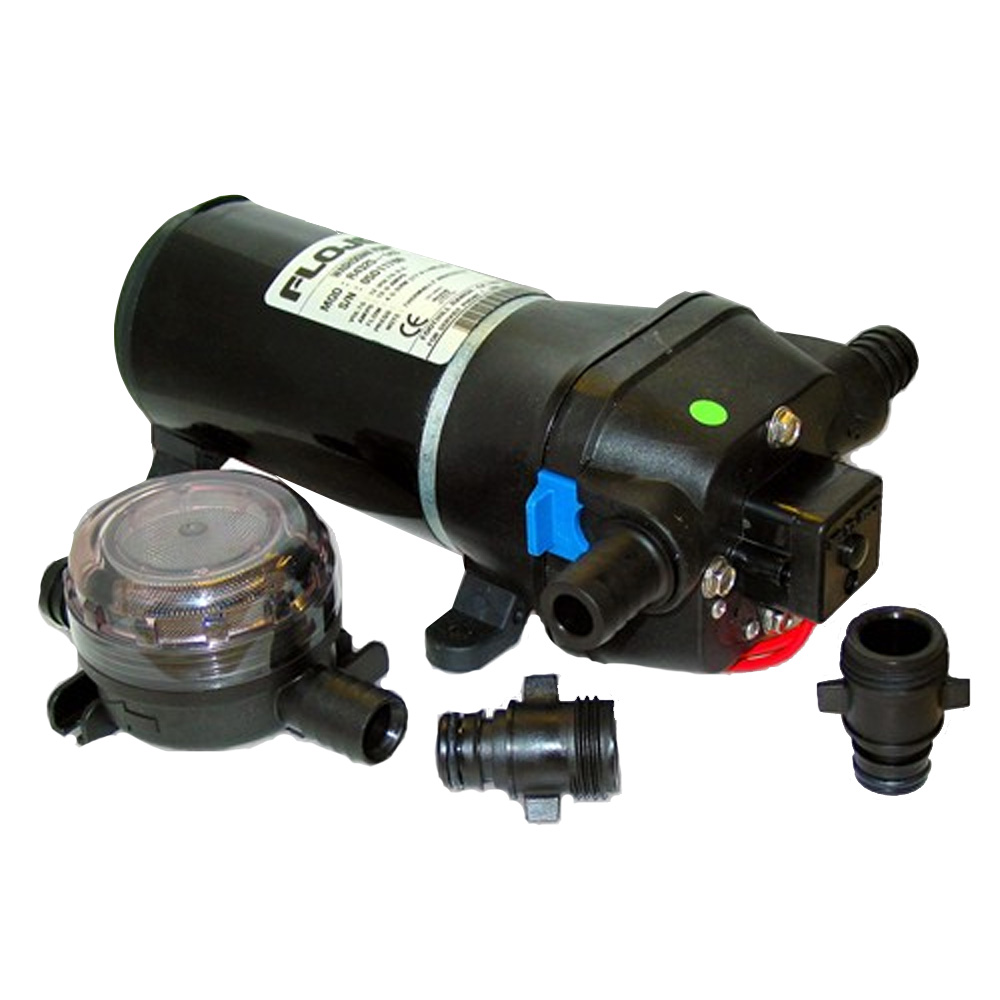 Flojet 12V 40 PSI HEAVY DUTY WATER PRESSURE PUMP  4.5 GPM