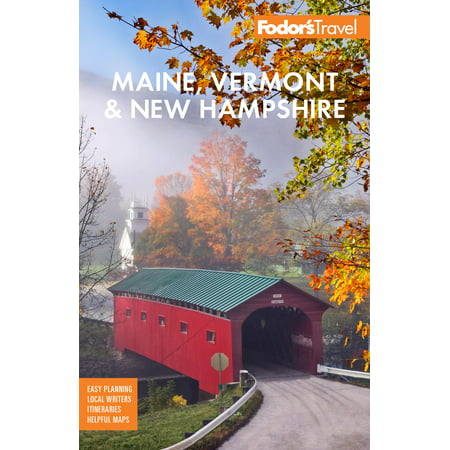 Fodor's Maine, Vermont, & New Hampshire : With the Best Fall Foliage Drives & Scenic Road Trips](Dover New Hampshire Halloween)