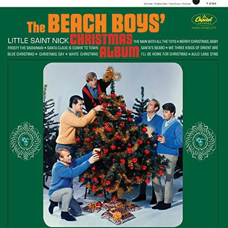 Beach Boys Christmas Album (Vinyl)