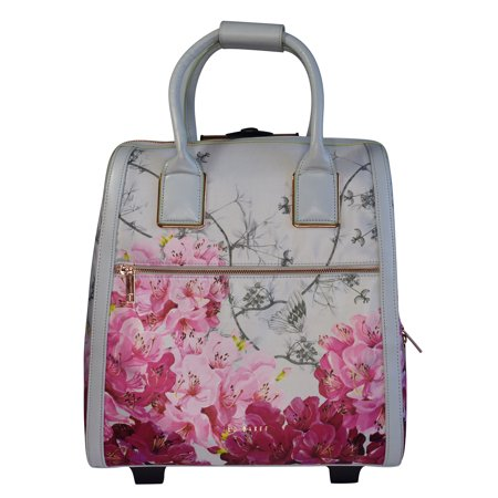 Ted Baker Women's Jullia Pastel Floral Print Suitcase