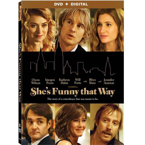 She's Funny That Way (DVD   Digital Copy) (With INSTAWATCH) (Widescreen)
