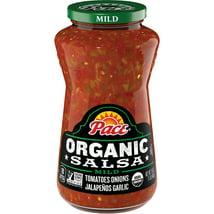 Salsas & Dips: Pace Organic Salsa