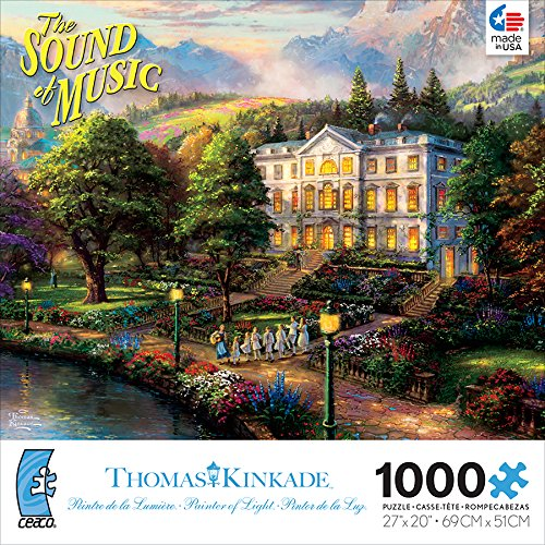 presents Thomas Kinkade, the Best Painter of Light, WB Mo...