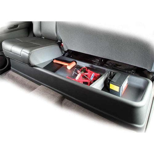 Husky Liners Gearbox Under Seat Storage Box 99-07 Silverado//Sierra Extended Cab