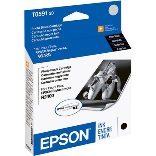 Epson Ink, Photo Black, For Stylus Pro - T059120