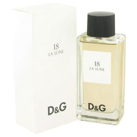 La Lune 18 by Dolce & Gabbana Eau De Toilette Spray 3.3 oz (La Lune D&g)