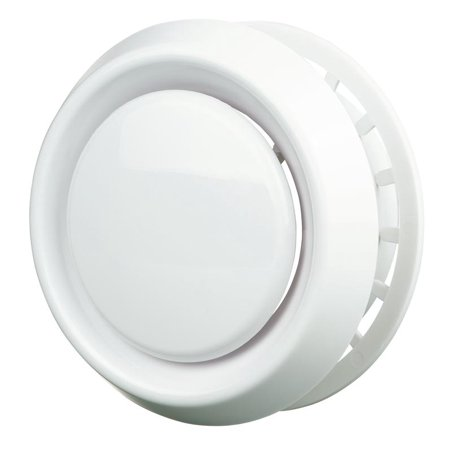 - Plastic Diffuser with Flange 4