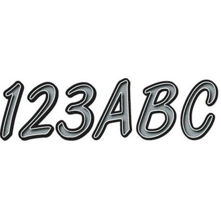 Hardline SIBKG400 Series 400 Registration Kit - Silver/Black