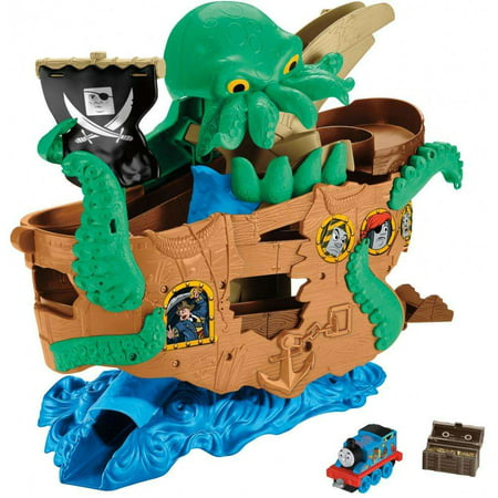 Thomas & Friends Adventures Sea Monster Pirate Set