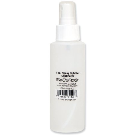 - Stampendous Spray Splatter Applicator-4oz