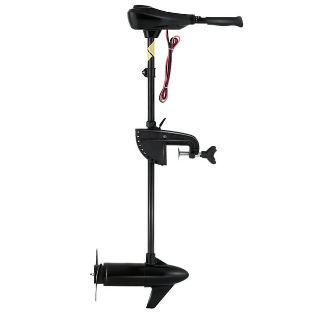 "Costway New 46lbs Freshwater Transom Mounted Trolling Motor 36"" Shaft"