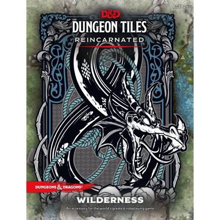 Dungeons & Dragons: D&D Dungeon Tiles Reincarnated - Wilderness