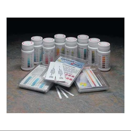 INDUSTRIAL TEST SYSTEMS 480005 Test Strips, pH/Total Alkalinity, PK 50