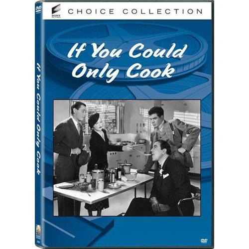If You Could Only Cook DVD Movie