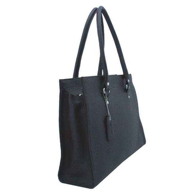 Leatherbay Allison Leather Handbag
