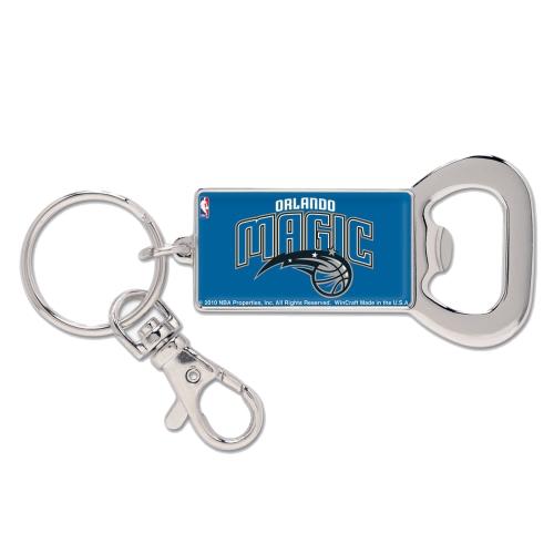 Orlando Magic WinCraft Bottle Opener Key Ring Keychain - No Size