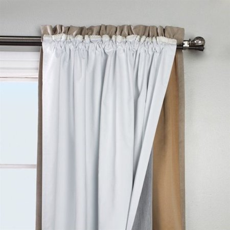 Curtains Ideas curtain liner blackout : Commonwealth Ultimate Hotel Quality Insulated Blackout Liner ...