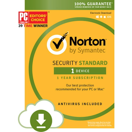 Norton Security Standard - 1 Device (Download