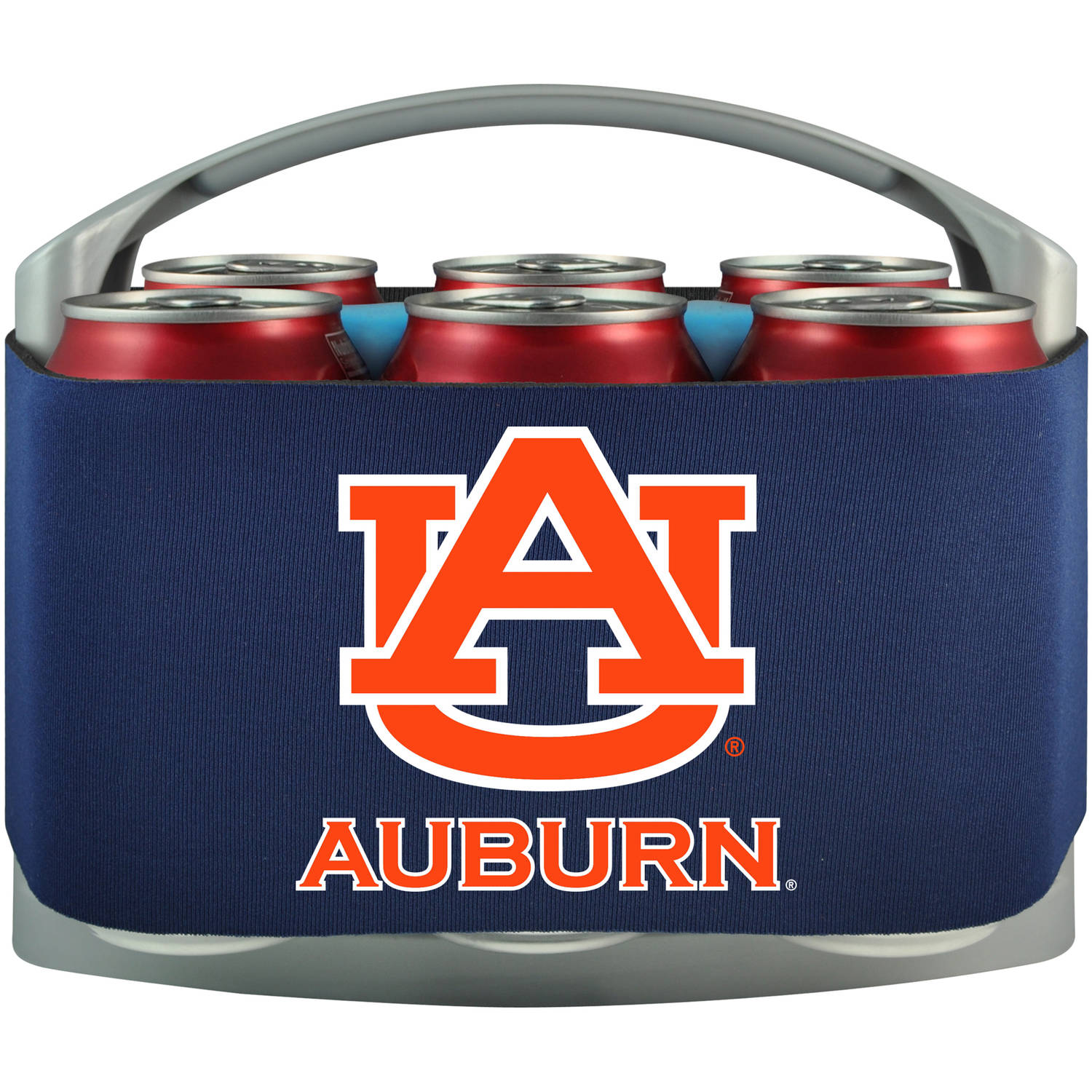 NCAA Auburn Tigers Cool 6 Cooler