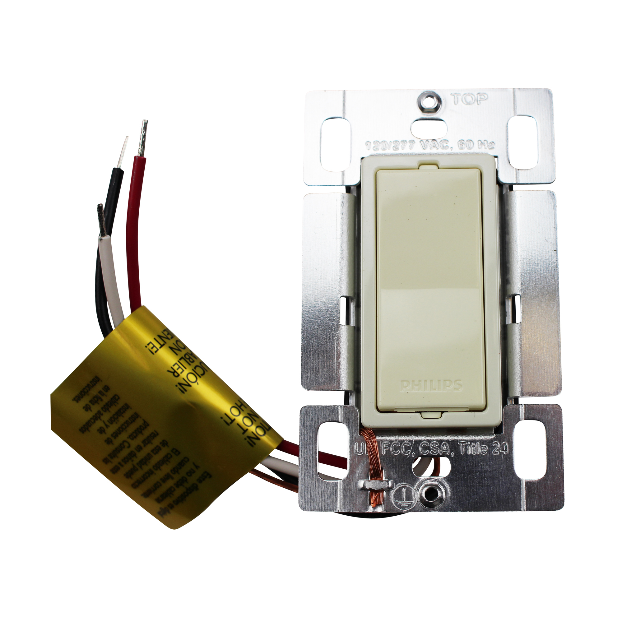 Philips LRA17200IM OccuSwitch Wireless Wall Switch Motion...
