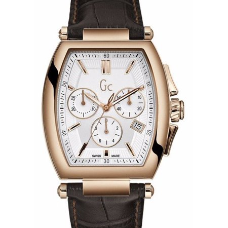 GC COLLECTION CHRONOGRAPH WATCH A60005G1 (Rhinestone Guess Watch)