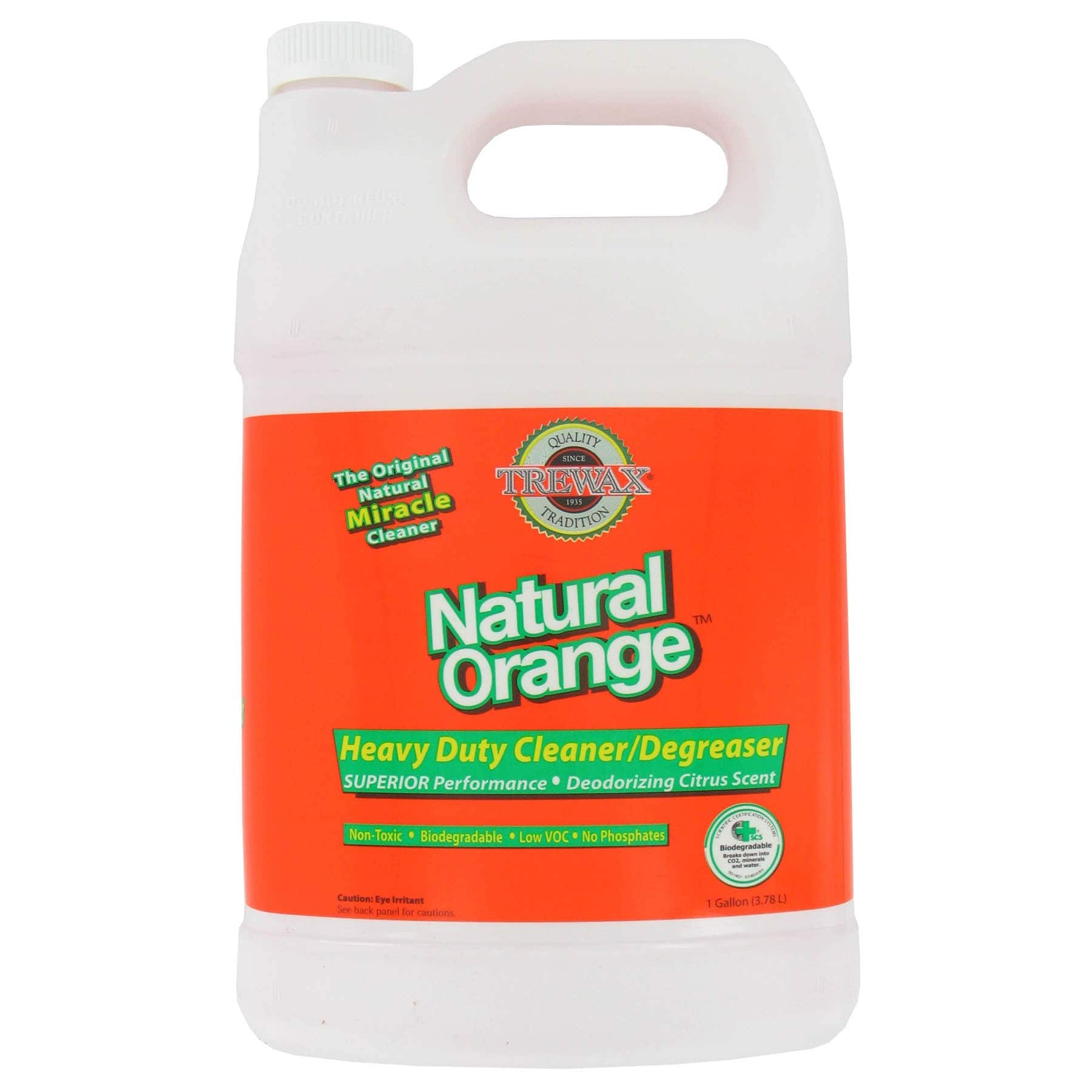 Citrus Magic Heavy Duty Cleaner and Degreaser, 1 Gallon