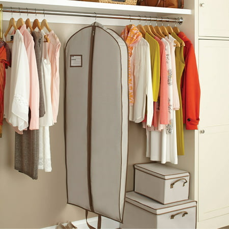 Better Homes and Gardens Suit and Dress Garment Bag ,Closet Organizers