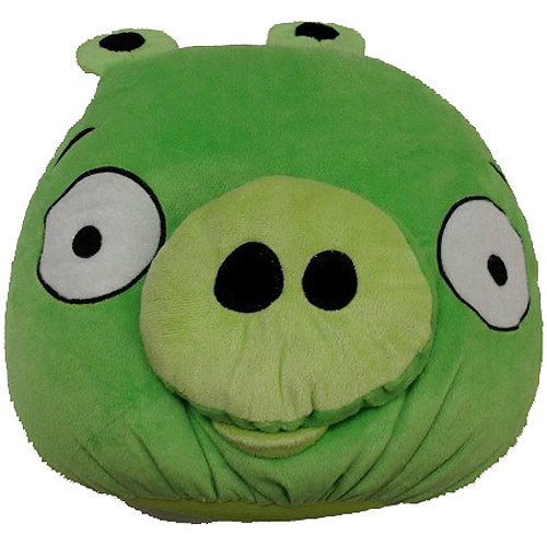 Angry Birds Potbellies, Green
