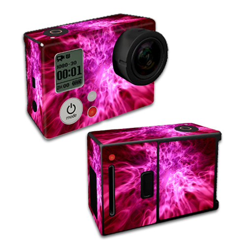 Mightyskins Protective Vinyl Skin Decal Cover for GoPro Hero3 Camera Digital Camcorder wrap sticker skins