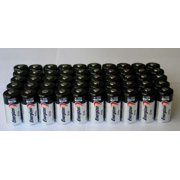 50 pcs Energizer Lithium CR123A 3V Lithium Battery - for camera, flashlight, etc.