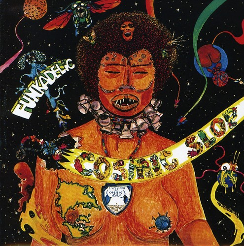 Cosmic Slop (Remaster) (CD)