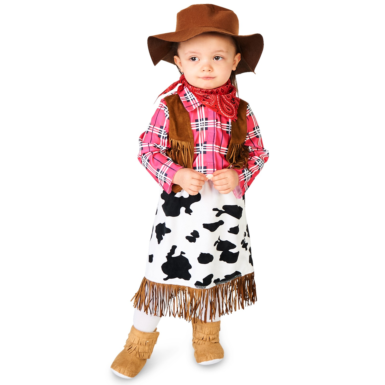 Cowgirl Princess Infant Costume