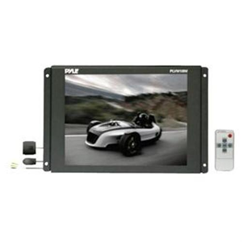 "Pyle PLVW10IW 10.4"" 480p 640 x 480 300:1 In-Wall Mount TFT LCD Flat Panel Monitor"