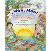 Muu, Moo! : Rimas de Animales/Animal Nursery Rhymes