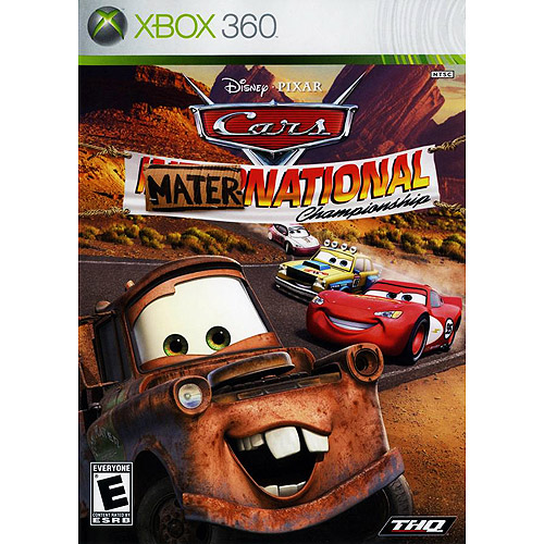 Cars 2 Mater-National Championship (Xbox 360)