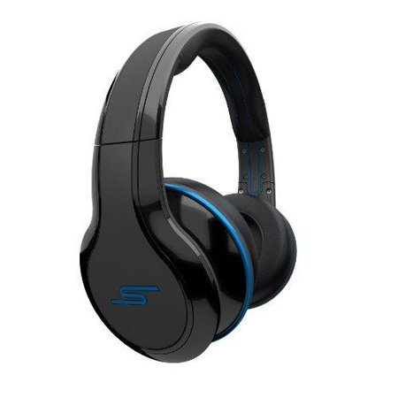 STREET by 50 Cent Wired Over-Ear Headphones - Black by SMS