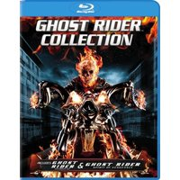 Ghost Rider / Ghost Rider: Spirit of Vengeance (Blu-ray)