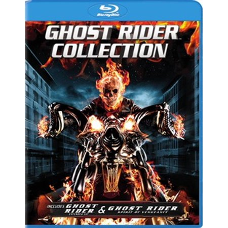 Ghost Rider / Ghost Rider: Spirit of Vengeance (Blu-ray) (VUDU Instawatch Included) for $<!---->