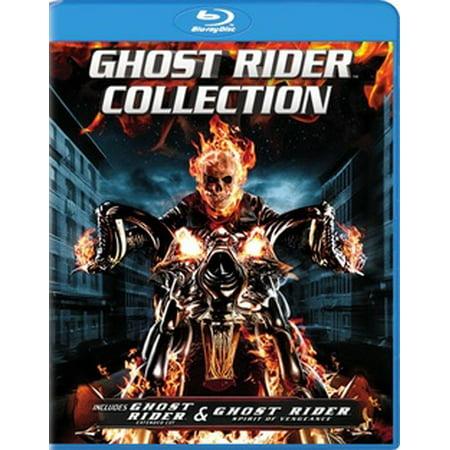 Ghost Rider / Ghost Rider: Spirit of Vengeance (Blu-ray) for $<!---->