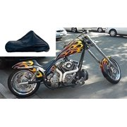 """Formosa Covers Ultra large custom bike motorcycle cover up to 124"""""""
