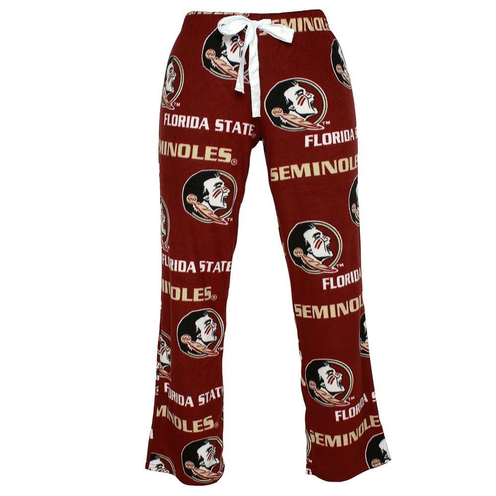 Ladies FSU Florida State University Pajamas Sleepwear Lounge Pants