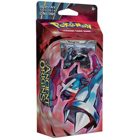 Pokemon Ancient Origins Iron Tide Theme Deck - Tide Deck