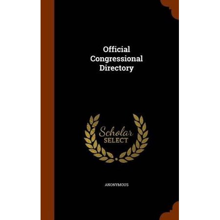 Official Congressional Directory - image 1 of 1