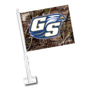 Jay Mac Sports Georgia Southern Car Flag- Camo W/ Eagle