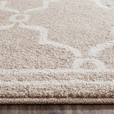 Safavieh Amherst 8' X 10' Power Loomed Rug in Wheat and Beige - image 1 of 3